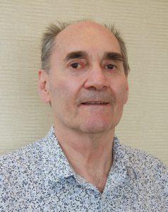 Regional Representative - East Edward Zegray