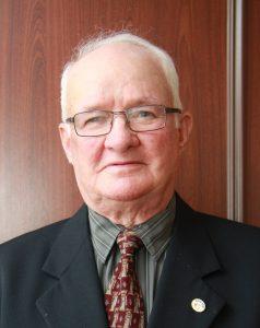 Vice-President James MacAulay