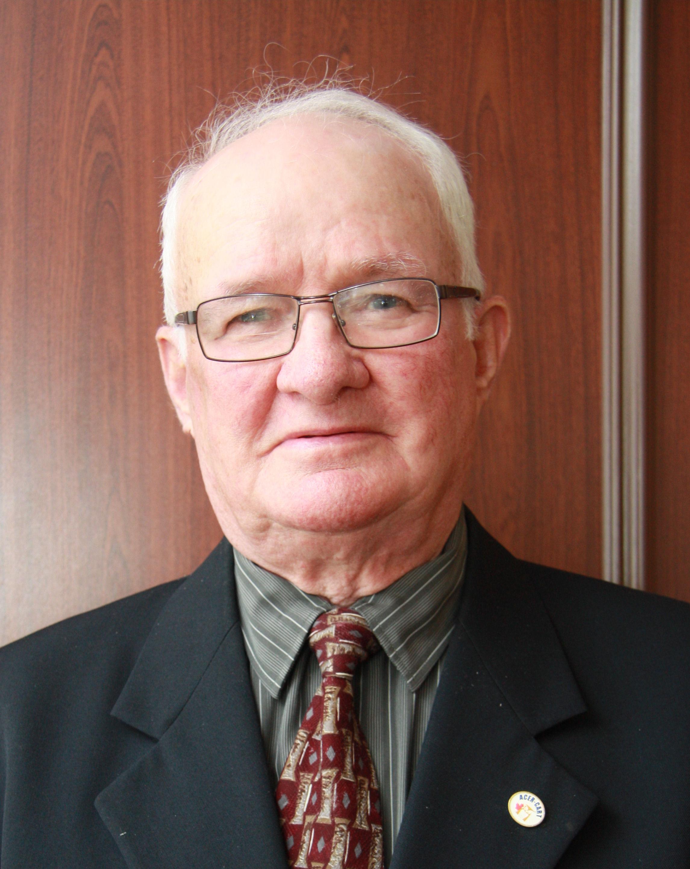Edward Zegray , Représentant Régional-Est: acer-cart.org/acer-cart-executive